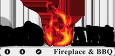 Burbank Fireplace & BBQ - Logo